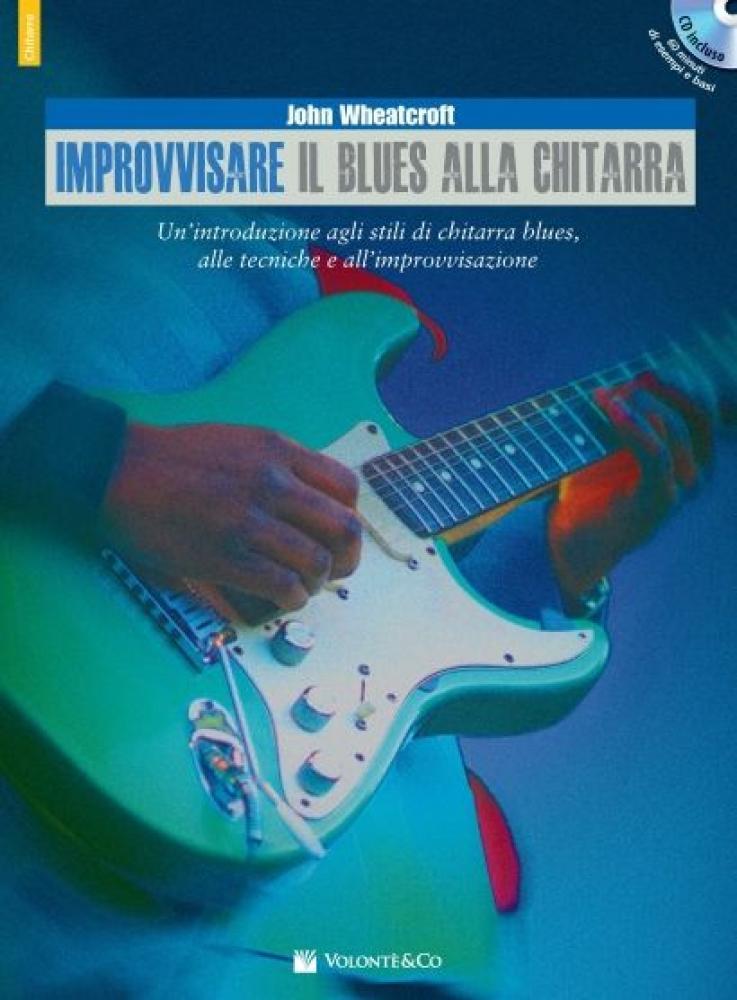 Improvvisare il blues alla chitarra elettrica