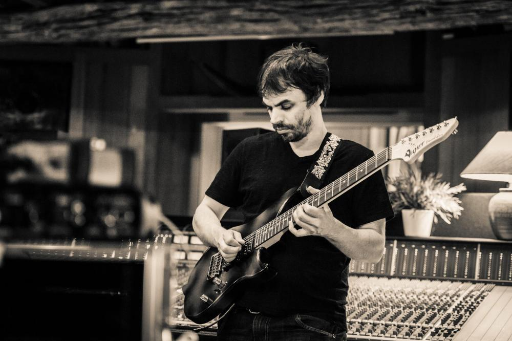 Darran Charles: una grande chitarra progressive