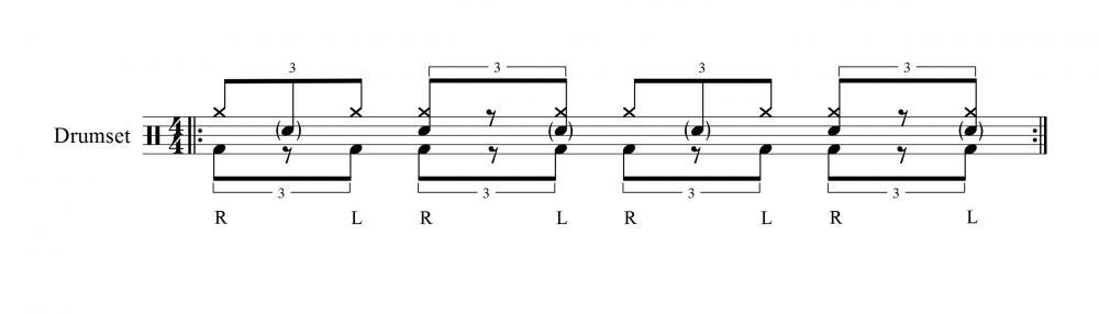 Shuffle in doppia cassa