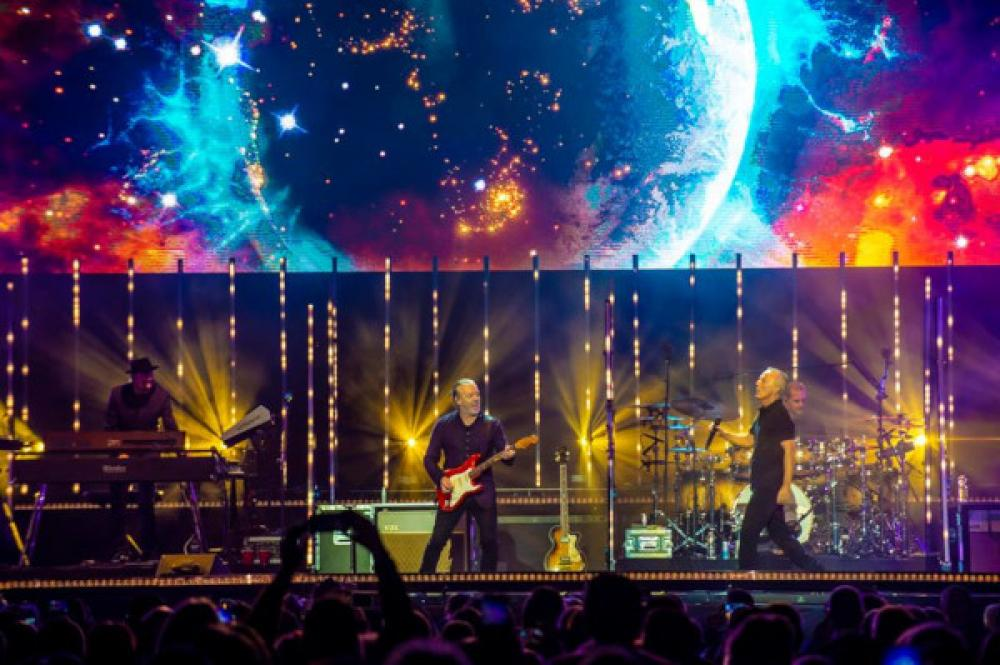 Il concerto dei Tears for Fears al Forum di Milano