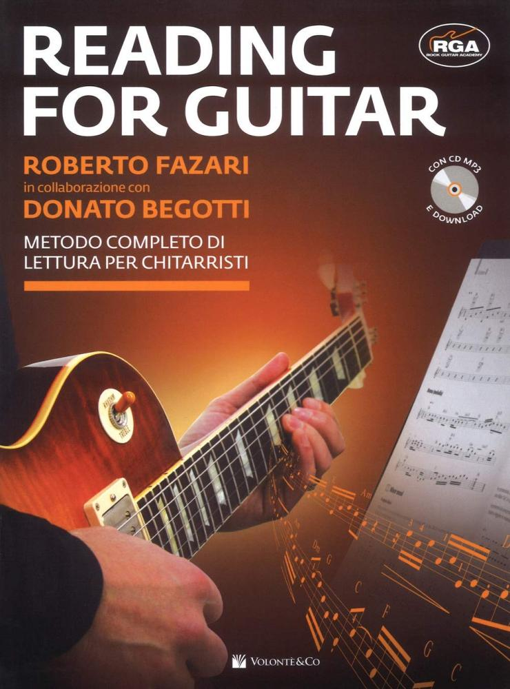 """Reading For Guitar"": leggere è come volare"