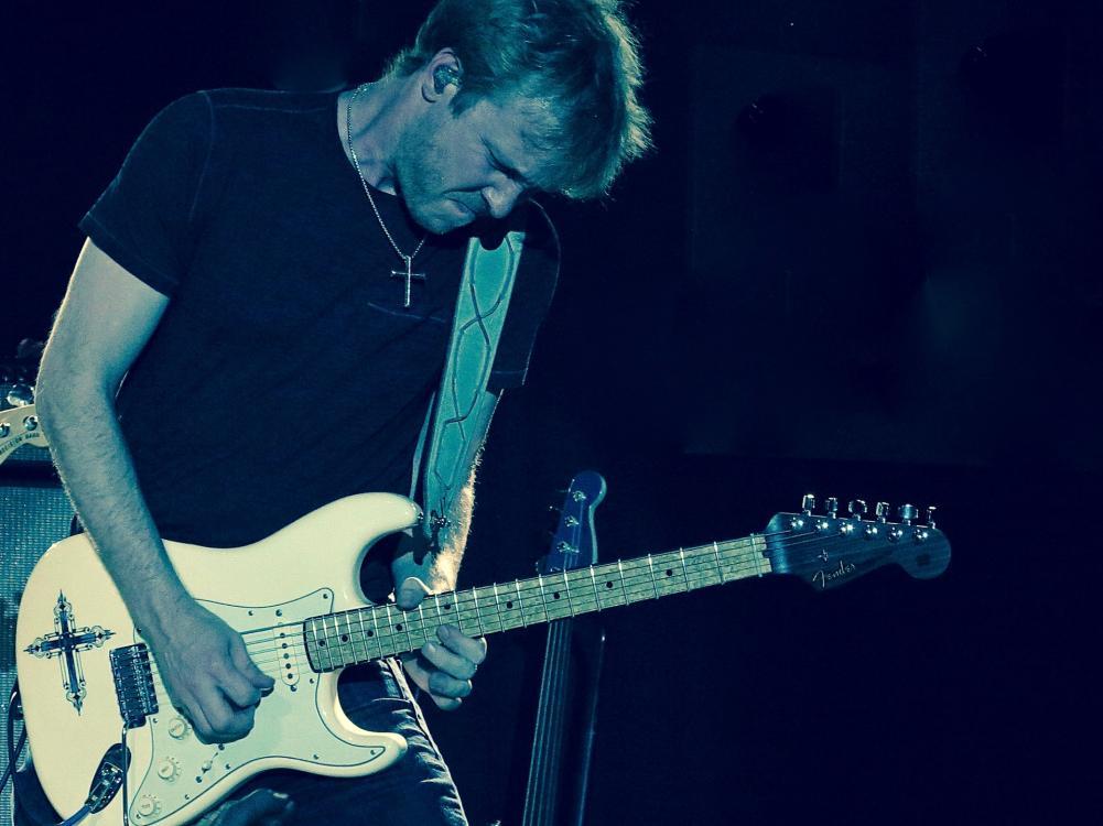 """Kenny Wayne Shepherd: """"E' il momento del blues. Basta musica usa e getta"""""""