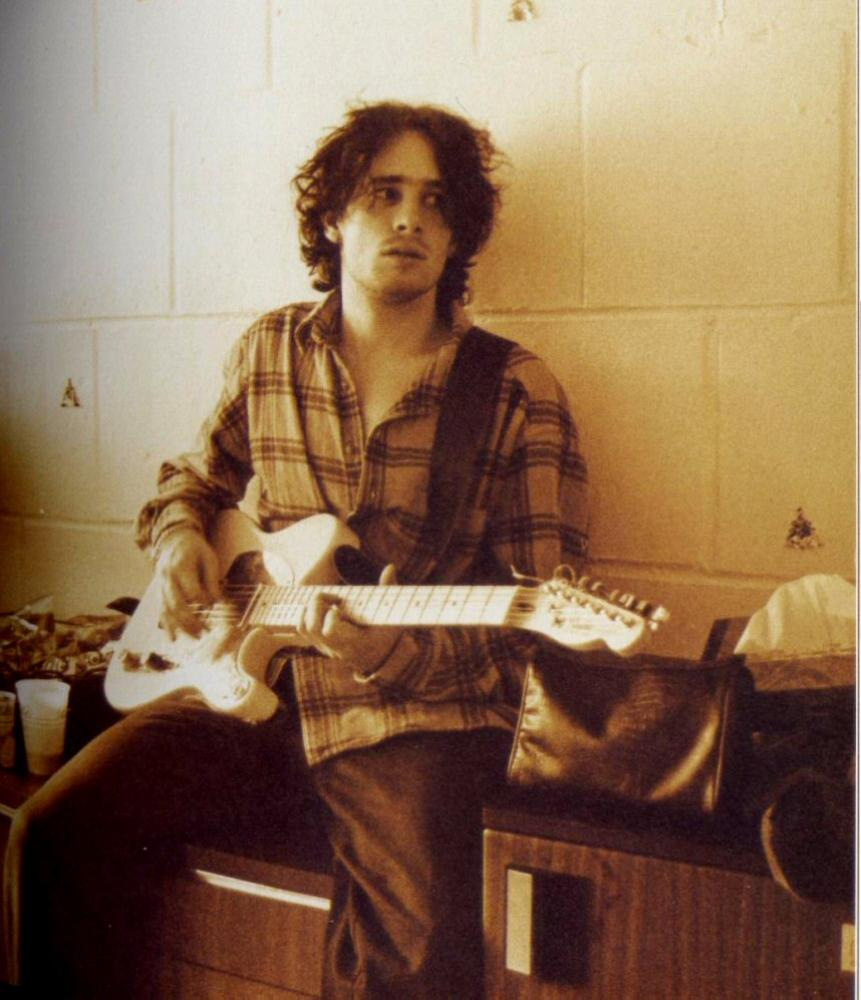 Jeff Buckley: appunti e trascrizioni su un chitarrista visionario