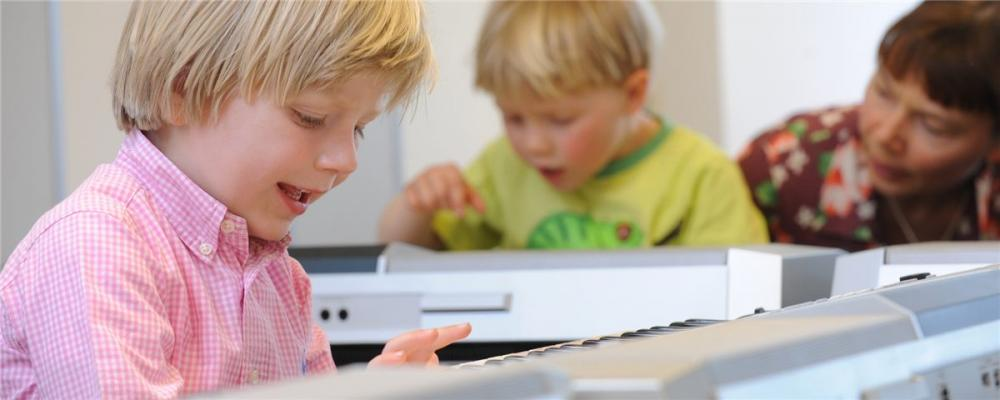 A Music Show, Yamaha porta i laboratori musicali per bambini