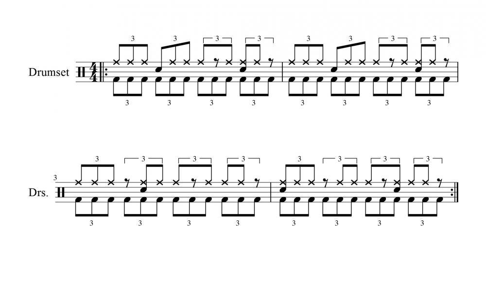 Tanti groove in un solo groove