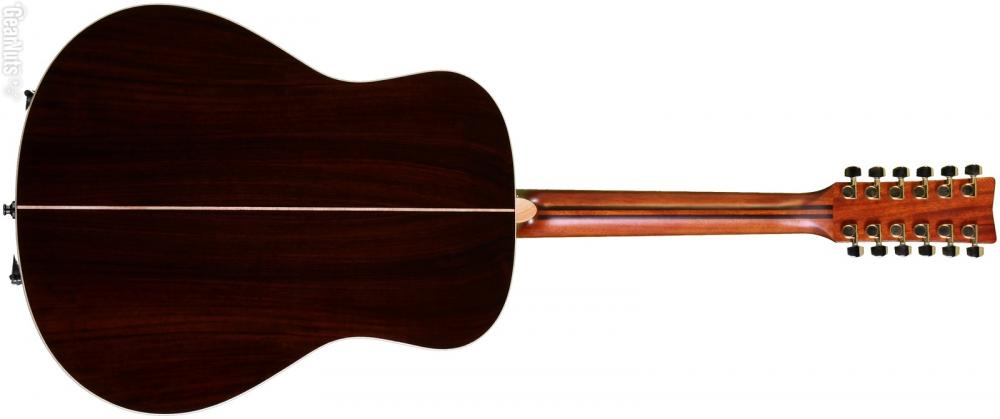 Yamaha LL16-12 ARE, dodici corde invecchiate bene