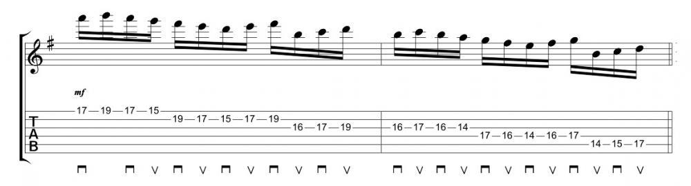 Alternata: Paul Gilbert Vs John Petrucci