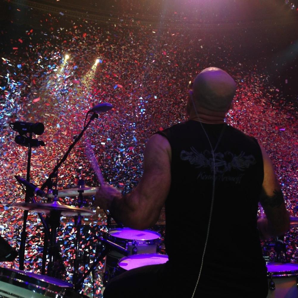 Kenny Aronoff: qual è il segreto di un batterista di successo