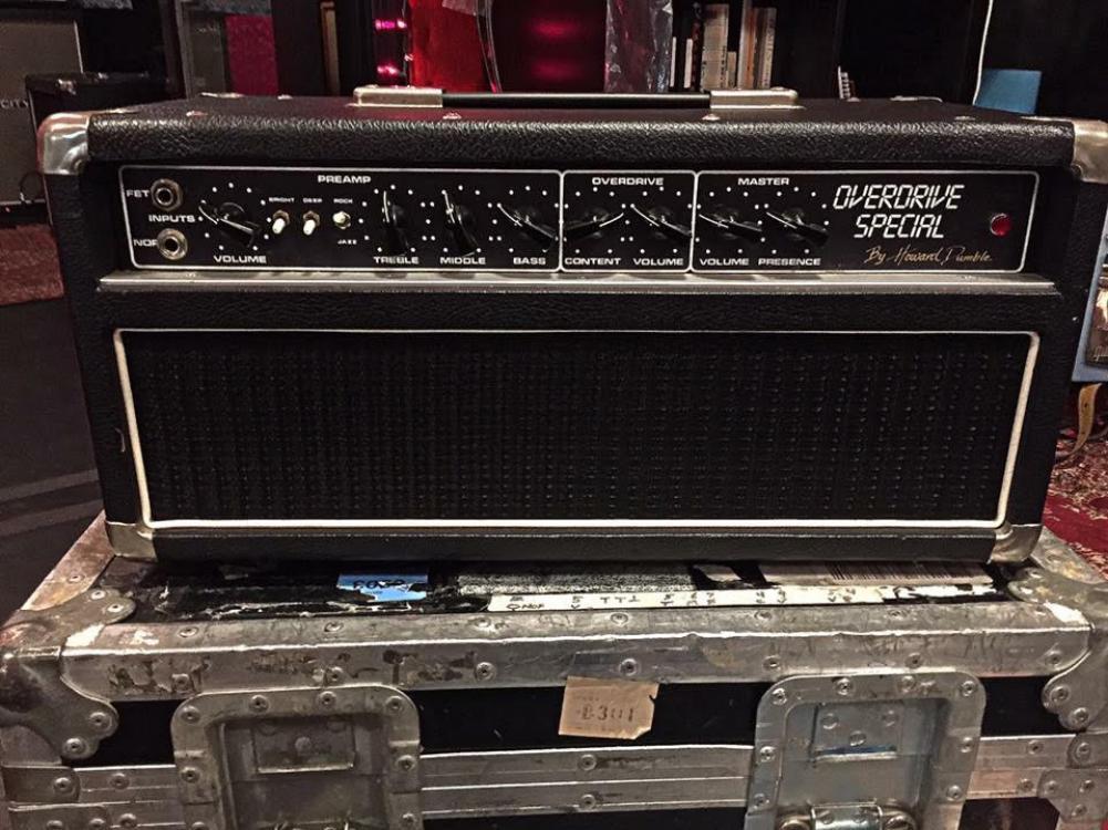 In studio con i Super Sonic Blues Machine