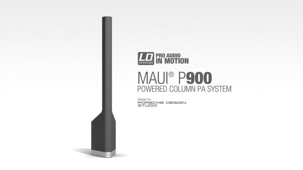 L'LD System P900 arriva nei negozi