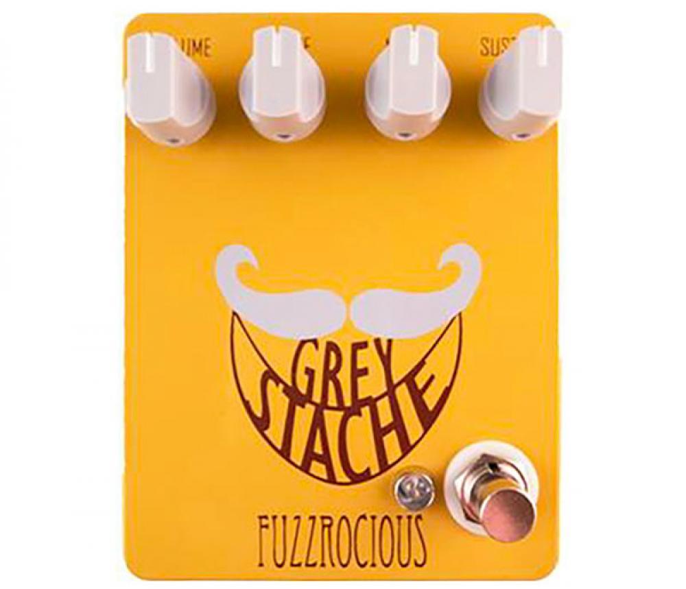 Fuzzrocious Grey Stache: variazioni su muff