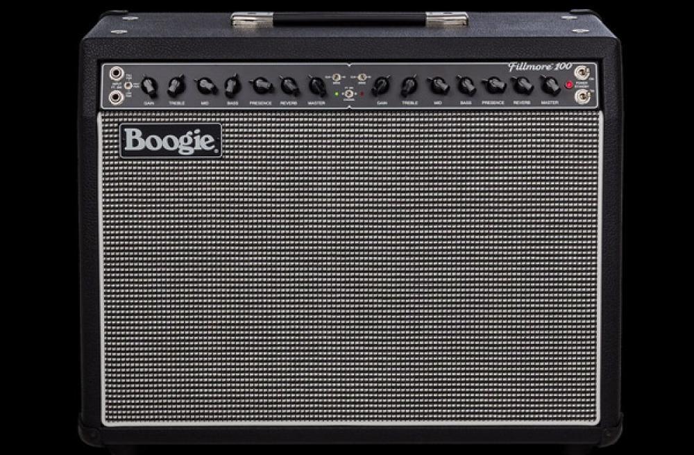 Mesa Boogie Fillmore: 100 watt americani in tre modalità
