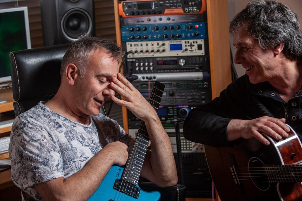 Corrado Rustici e Peppino D'Agostino assieme per un disco sensazionale