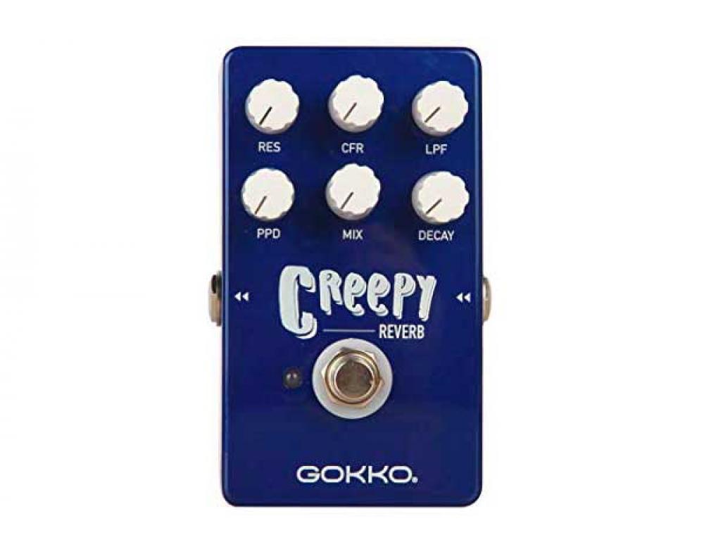Gokko Creepy Reverb: riverbero versatile per tutte le tasche