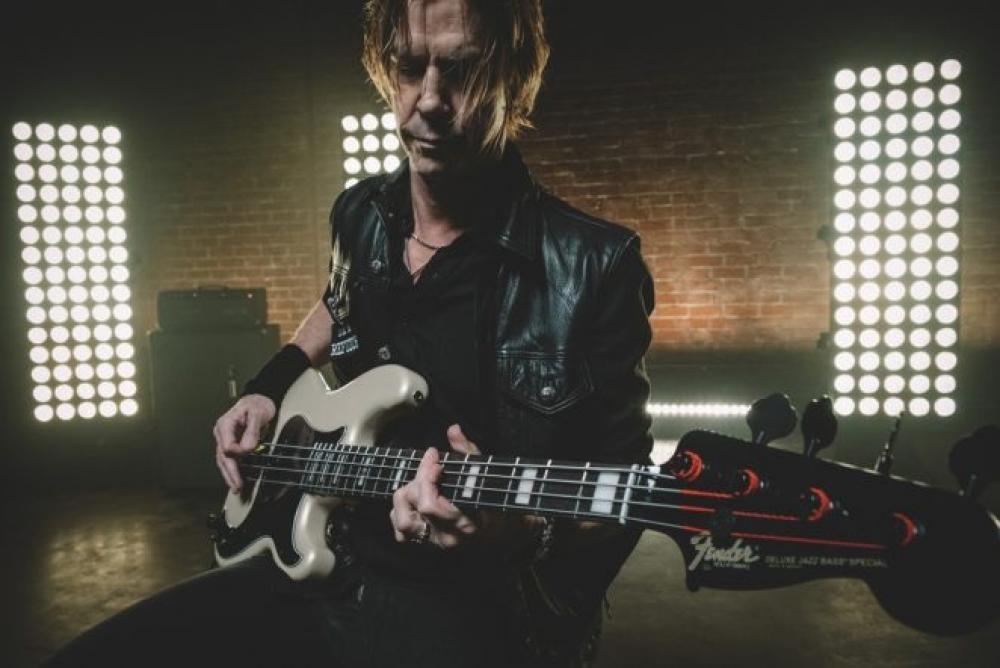Fender presenta il nuovo Deluxe Precision Bass di Duff McKagan