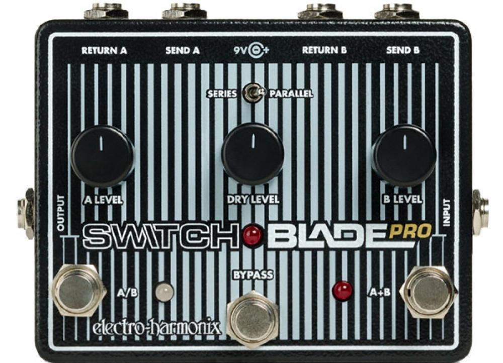 Switchblade Pro: somma, commuta, inverti con uno switch
