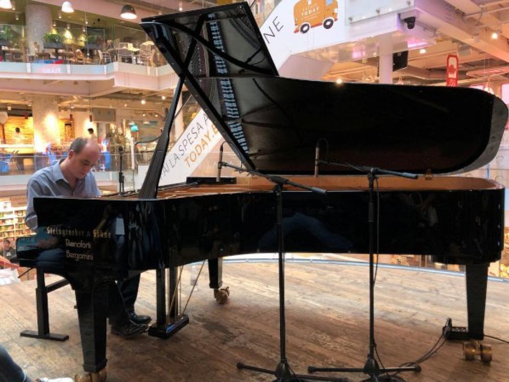 Piano City Milano 2019, il percorso di Accordo