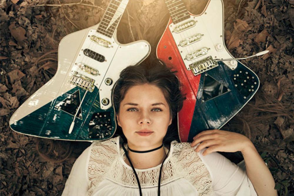Brian May produrrà la chitarra custom di Arielle