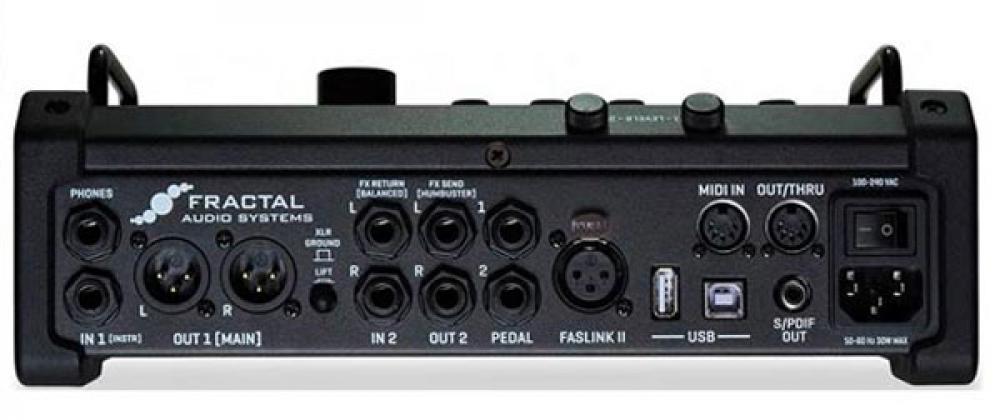 Fractal FM3: Axe-FX in formato ridotto