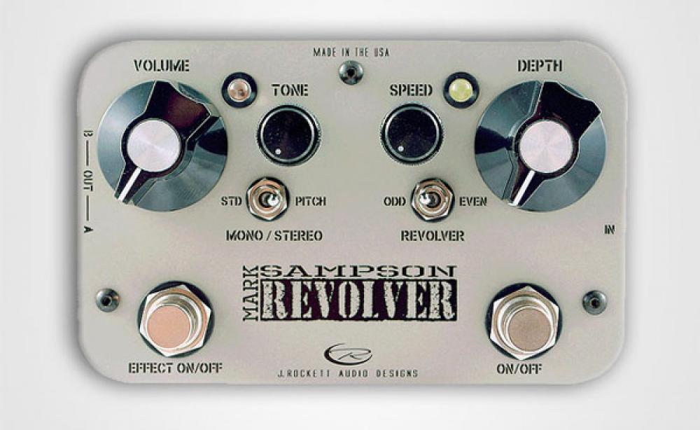 Preamplificatori da sogno: Rockett Revolver