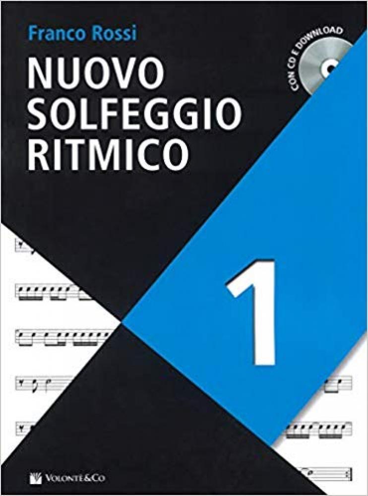 Nuovo Solfeggio Ritmico: il manuale di Franco Rossi