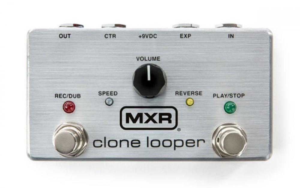 MXR Clone Looper: flessibilità a ingombri minimi