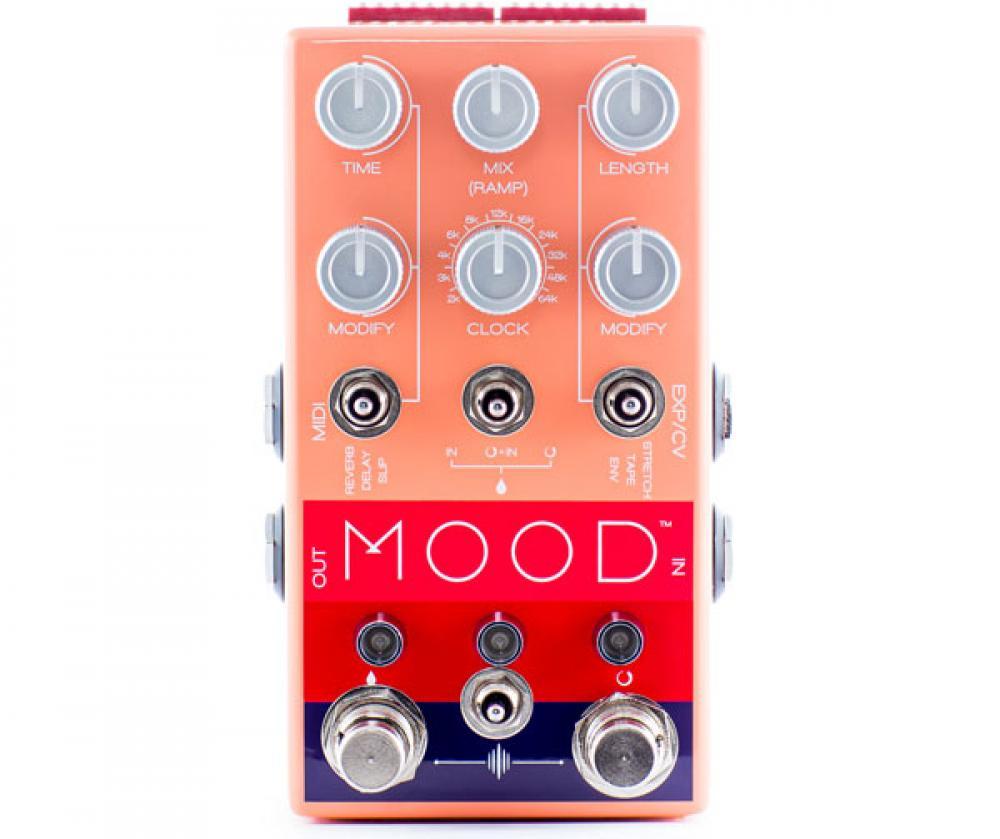 Chase Bliss Mood trasforma il suono con micro-loop e ambienti eterei