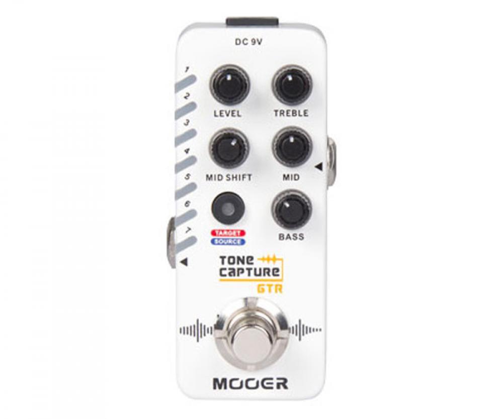 L'IR per clonare chitarre: Mooer Tone Capture