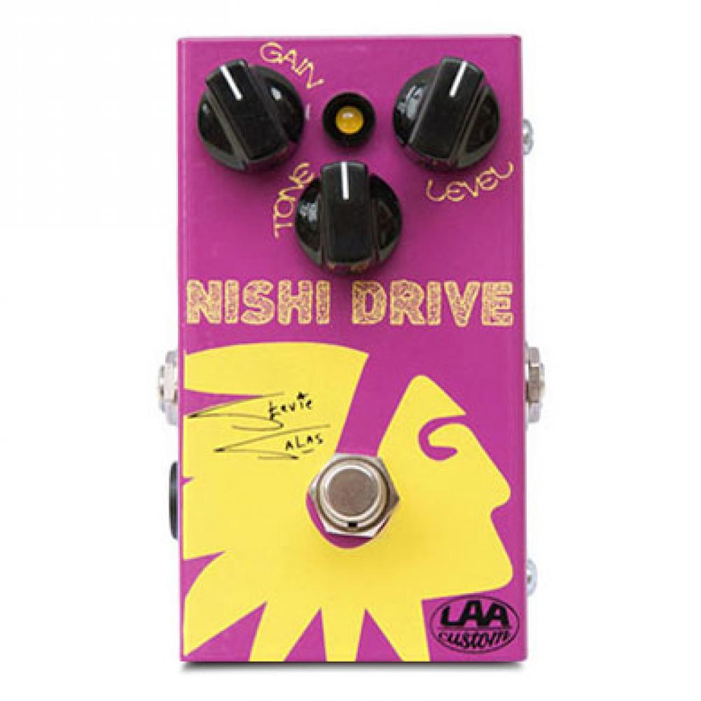 LAA Custom Nishi Drive, chiaro come il sole