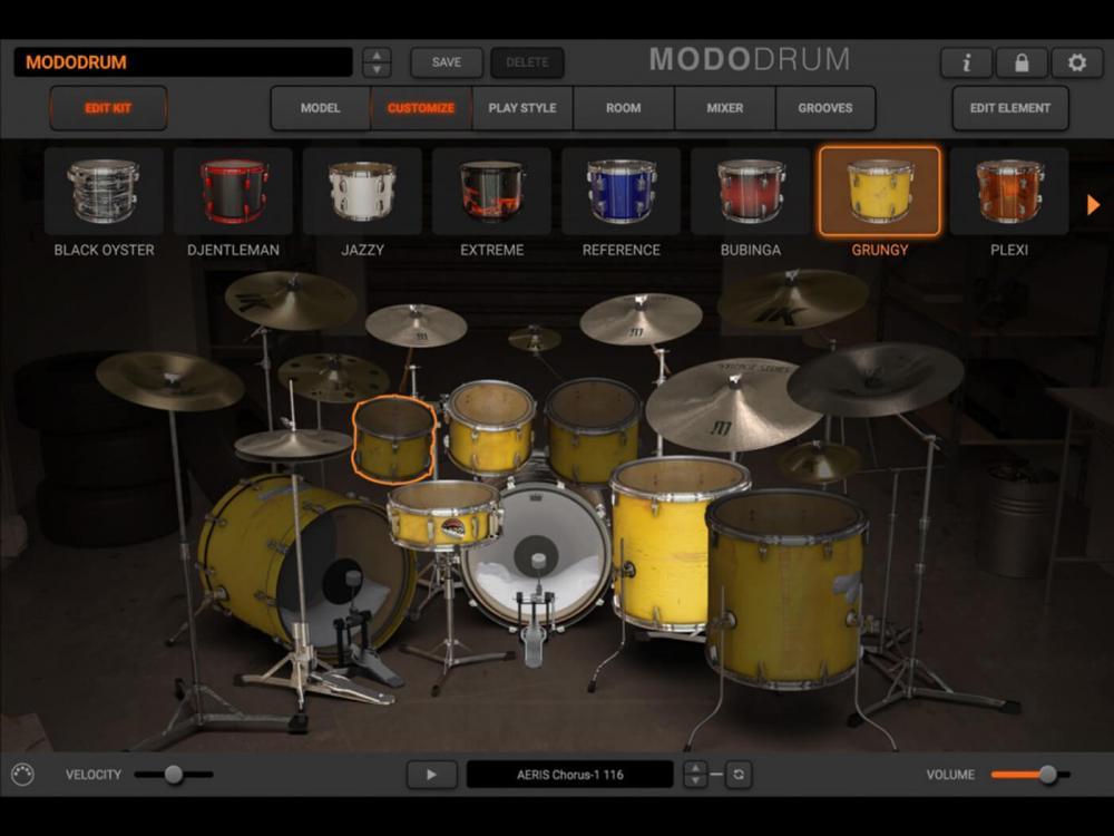 IK Multimedia Modo Drum: demo & recensione