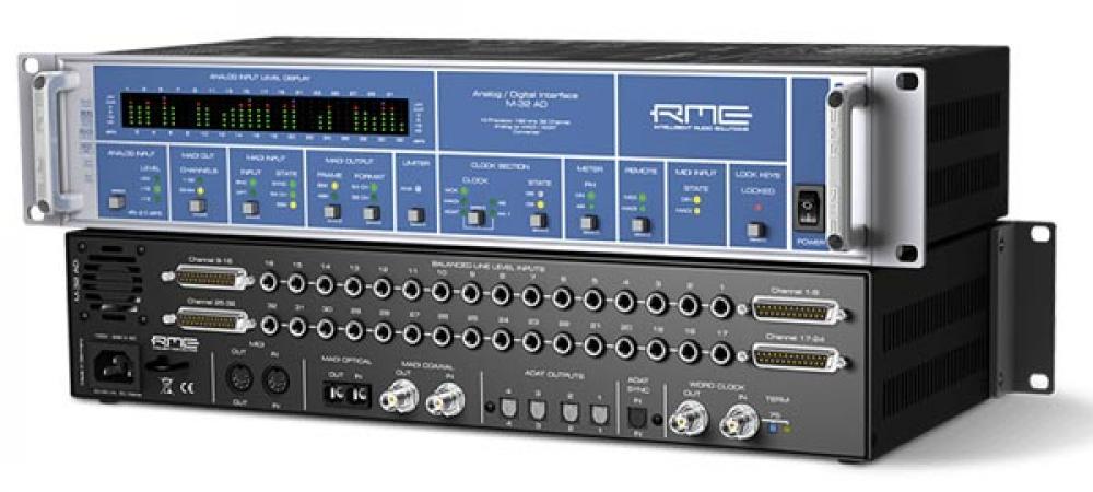 RME espande le serie Digiface e M-32