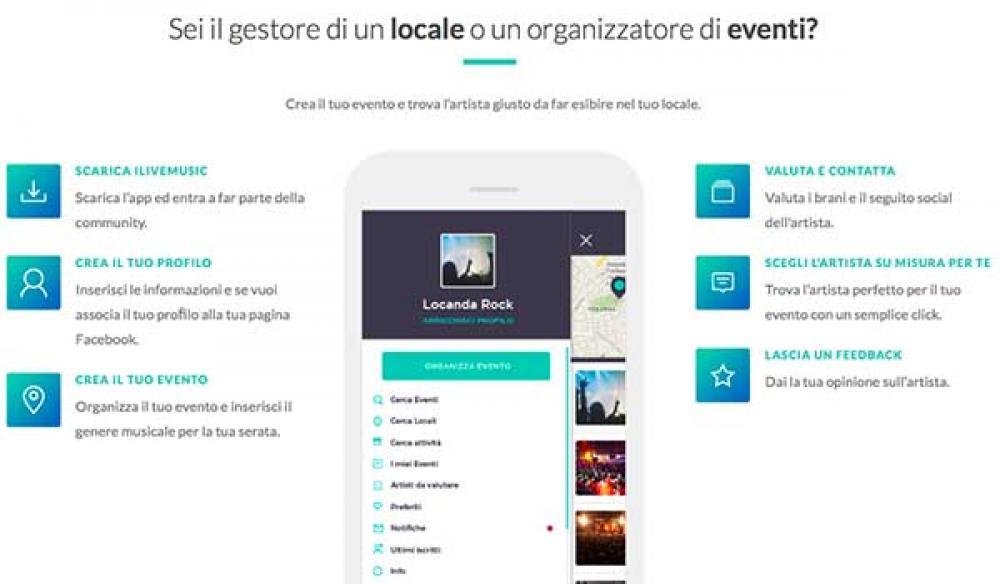 iLiveMusic spiegato: il live 2.0 parte dallo smartphone