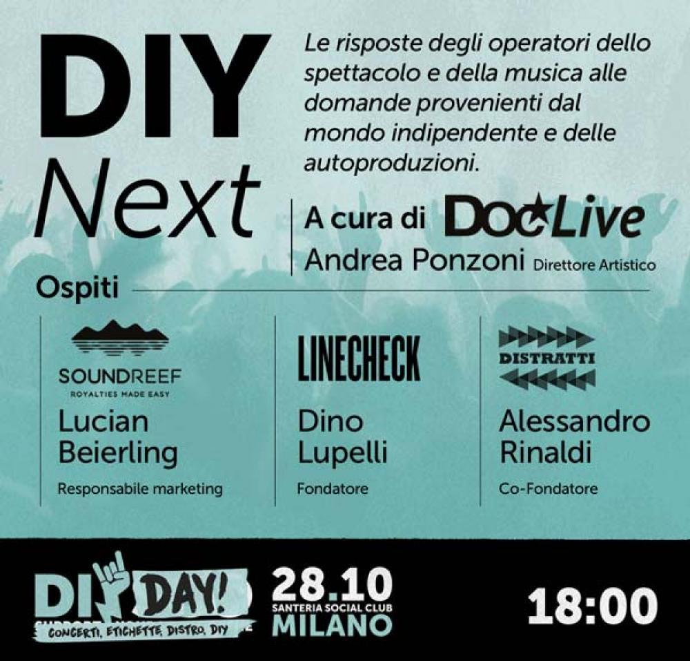 DIY Day: Diysco festeggia 3 anni coi suoi artisti