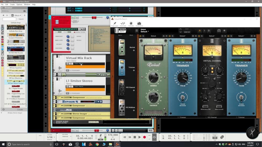 Propellerhead Reason 9.5: finalmente VST!