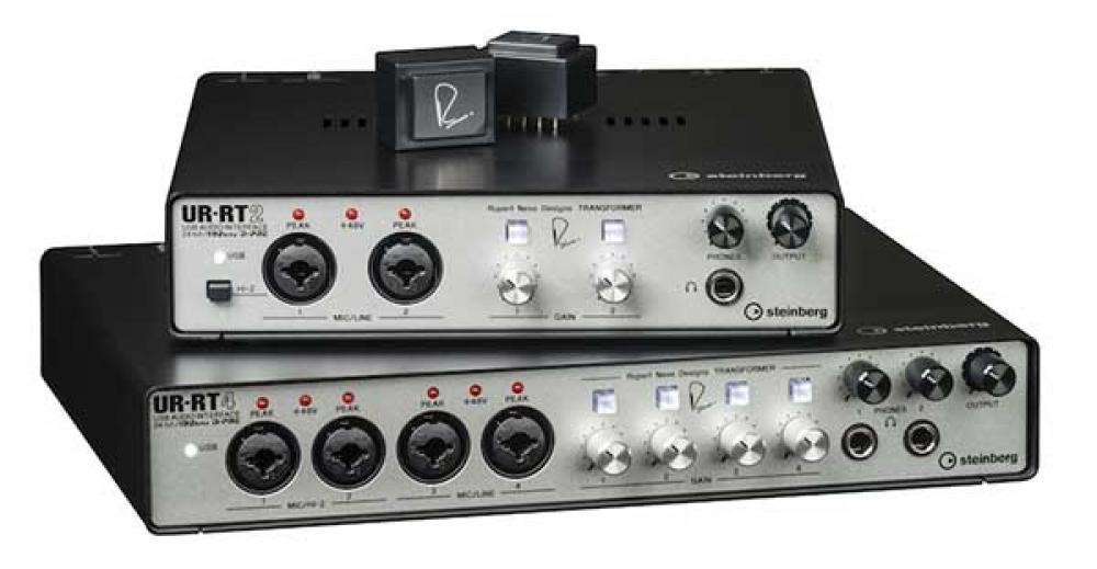 UR-RT: trasformatori Neve in schede audio