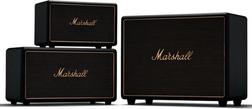 Marshall si ascolta in casa col Multi-Room System