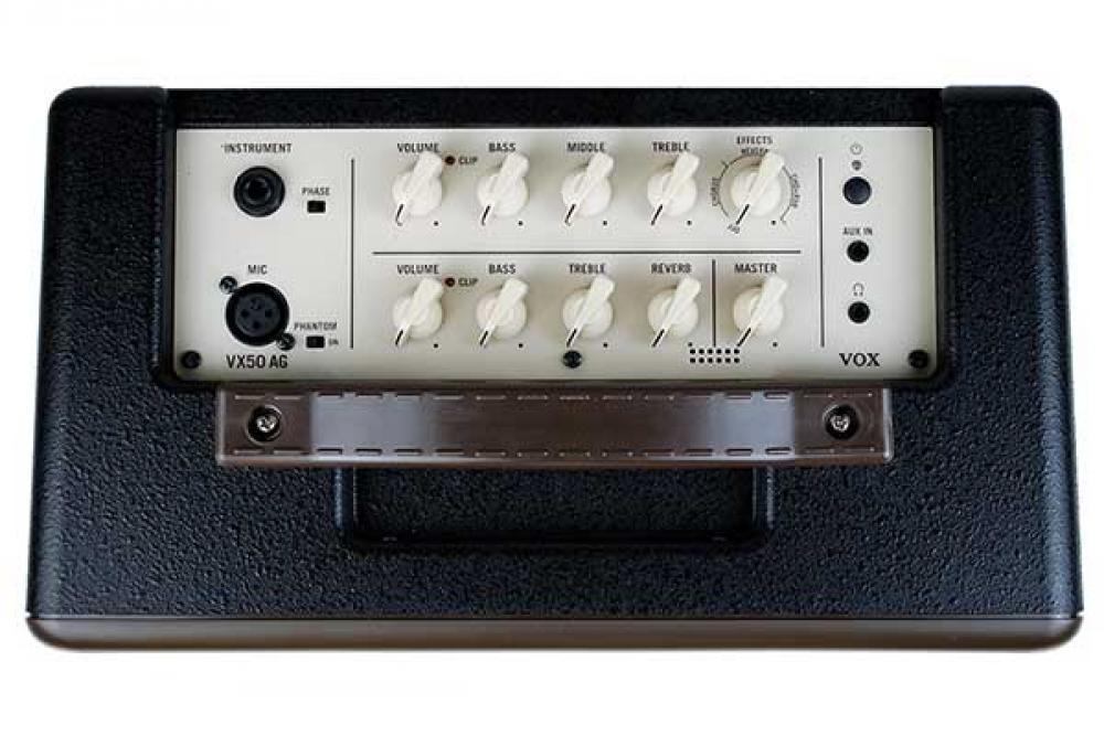 Vox amplifica tutta la band con la serie VX50