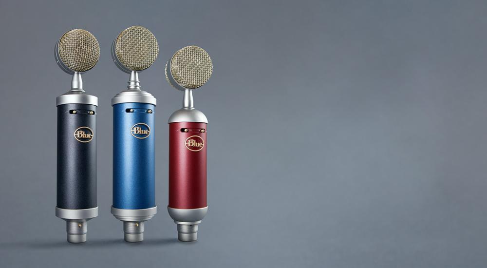 Hal Leonard MGB distribuisce Blue Microphones, iConnectivity e ZT Amplifiers