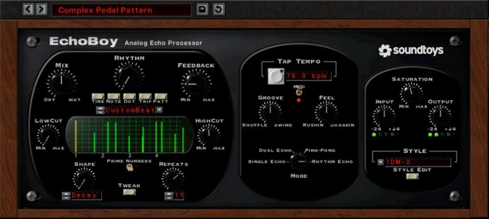 Effetti di ritardo: Delay e Reverb - Gli effetti in studio di registrazione
