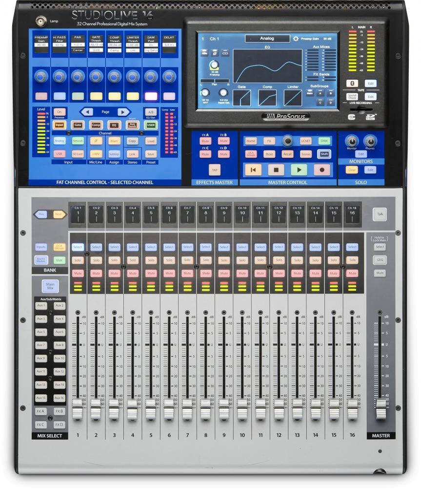 Le novità dell'audio professionale al Winter NAMM Show 2017
