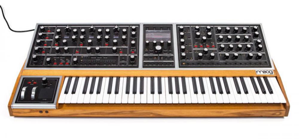 Moog One: synth polifonico dopo oltre 35 anni