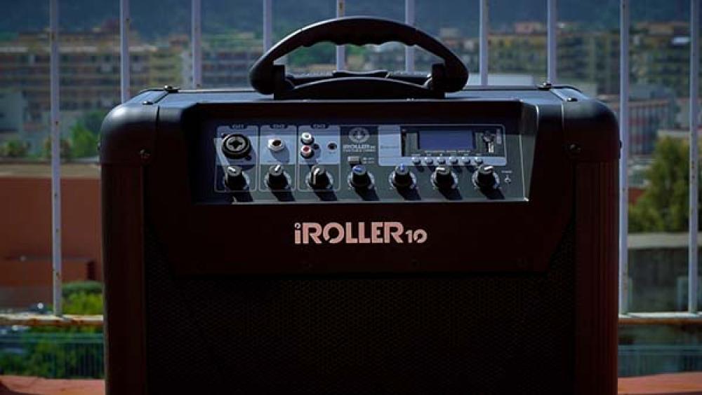 Ant iRoller 10: soluzione all-in-one per suonare ovunque