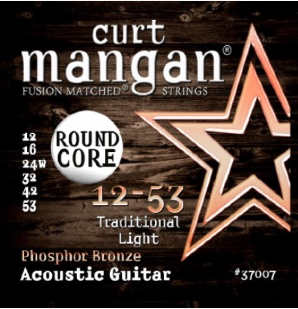 Curt Mangan Phosphor Bronze, per cambiare