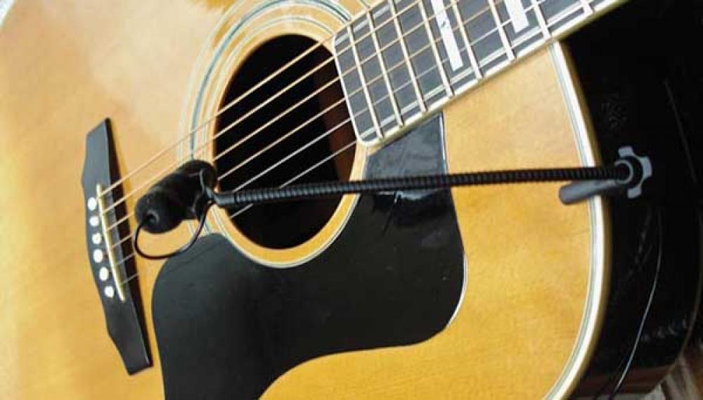 Microfonare la chitarra: scegliere il microfono e come posizionarlo