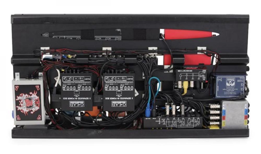 Stefy Line Uni-FX: più pedalboard per tutti