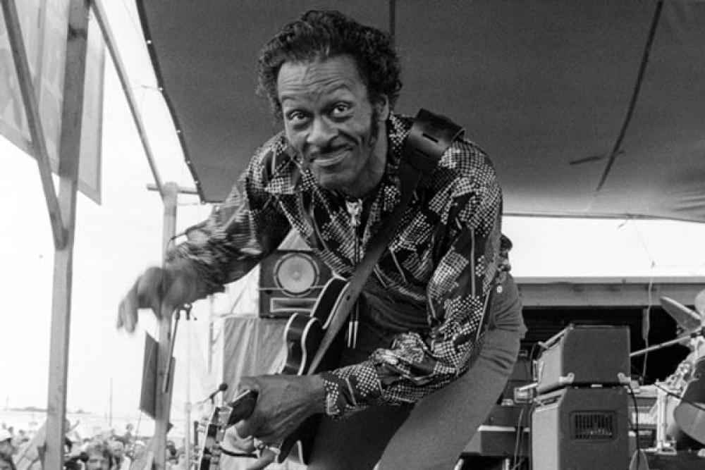 Morto Chuck Berry: un saluto al papà del RnR