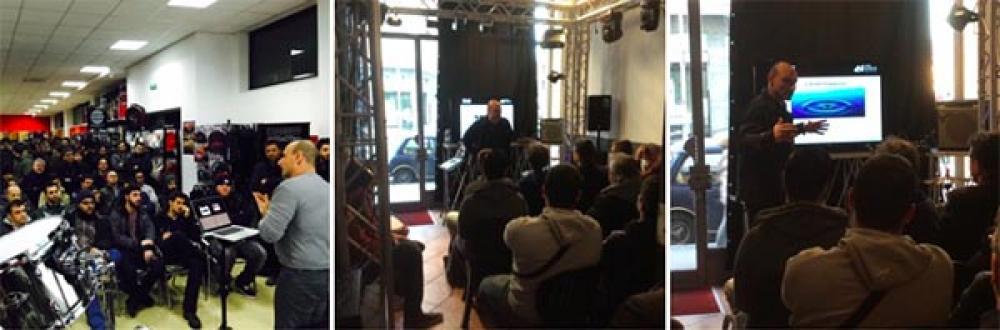 Con Shure a SHG 2016 per comprendere la microfonazione
