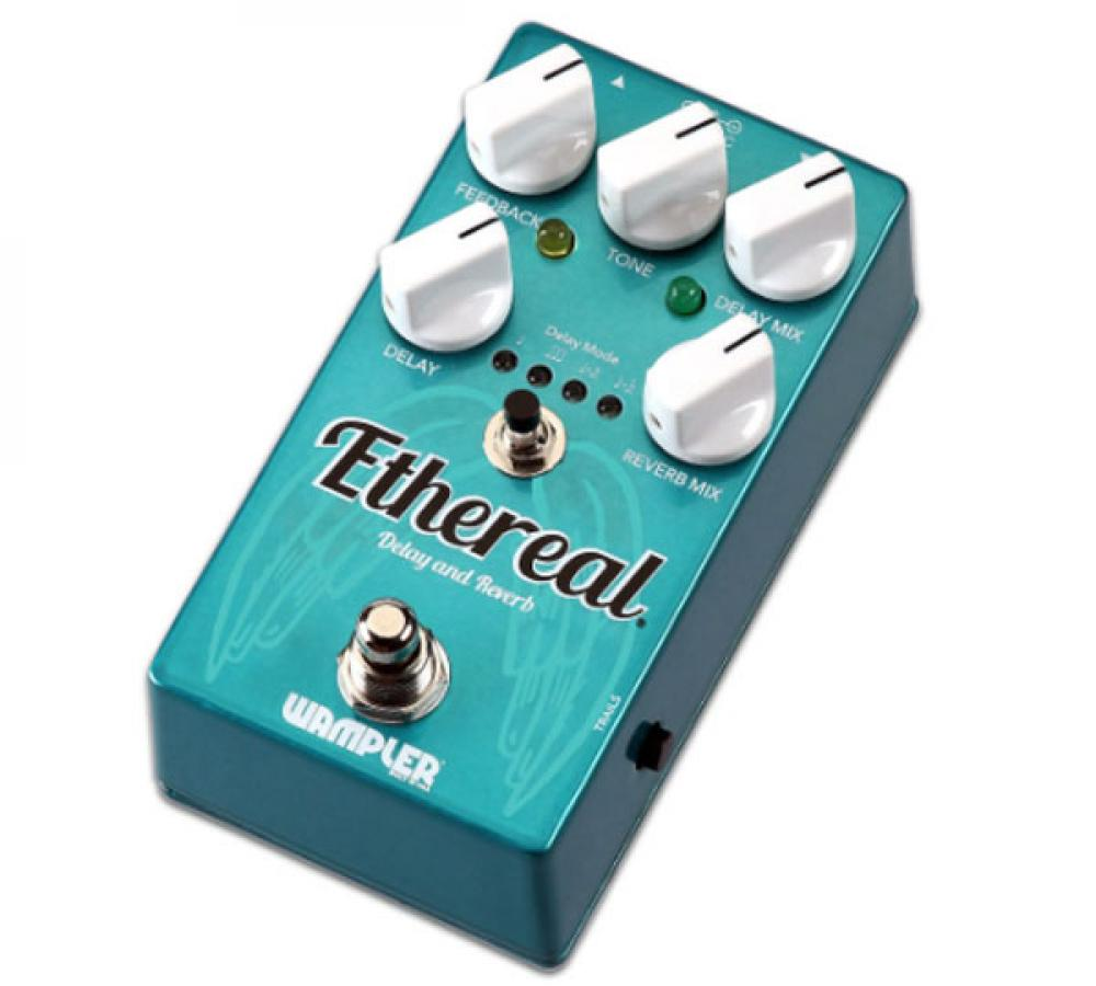 Wampler Ethereal: ambienti in scatola