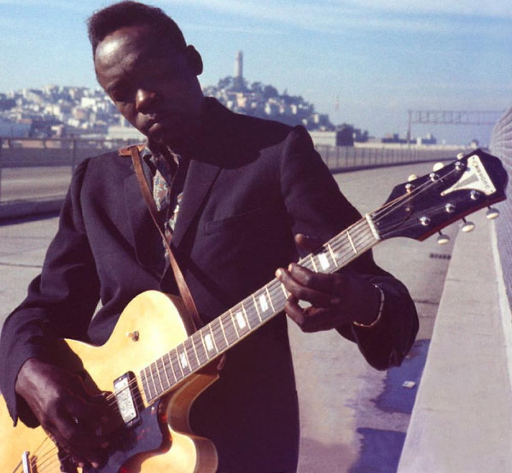 L'introvabile Zephyr di John Lee Hooker torna in vita