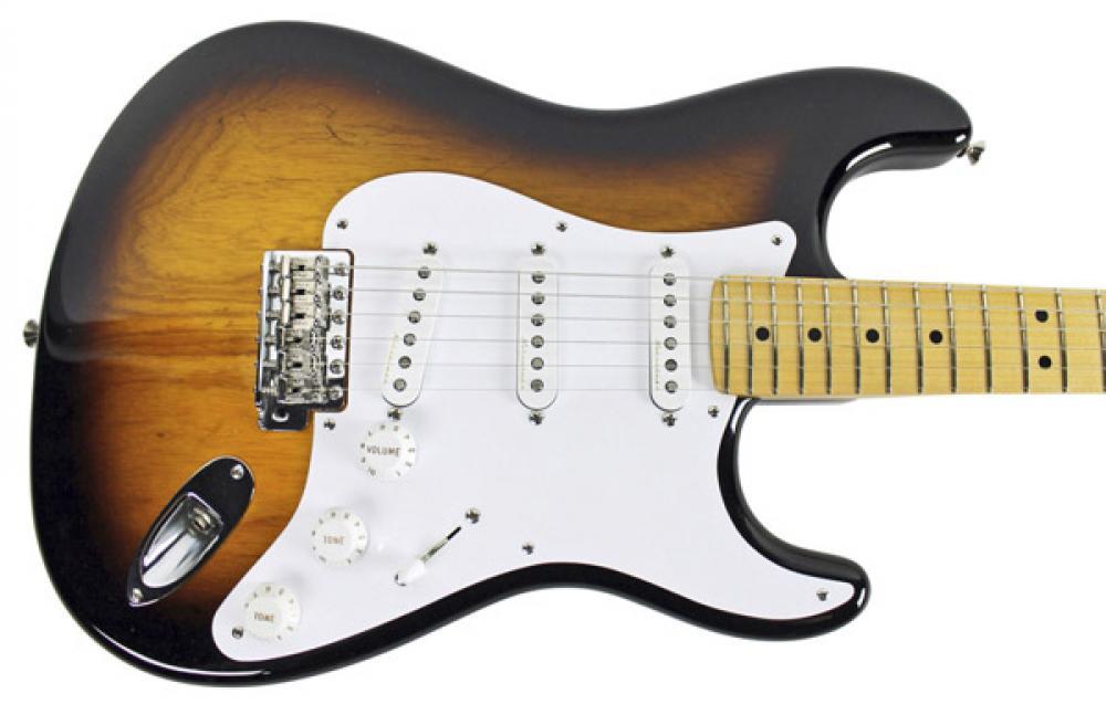 Su Amazon puoi comprare la Strat appartenuta a Eric Clapton
